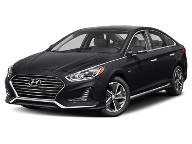 New 2018 Hyundai Sonata Hybrid Limited Sedan For Sale Near Orlando, FL