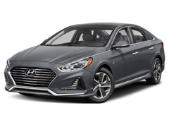 2018 Hyundai Sonata Hybrid Limited Sedan
