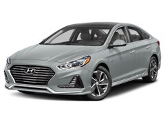 New 2018 Hyundai Sonata Hybrid Limited Sedan in Wentzville, MO