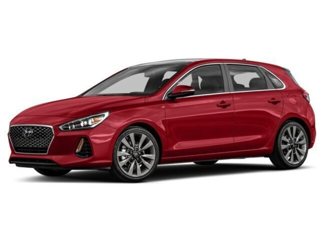 New 2018 Hyundai Elantra GT Sport Hatchback For Sale/Lease Orchard Park, NY