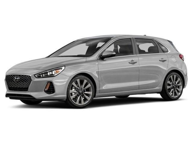2018 Hyundai Elantra GT Sport Hatchback