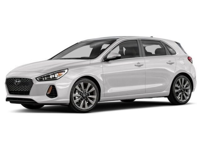 New 2018 Hyundai Elantra GT Sport Hatchback Danbury, CT