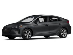 2018 Hyundai Ioniq Plug-In Hybrid Limited Hatchback