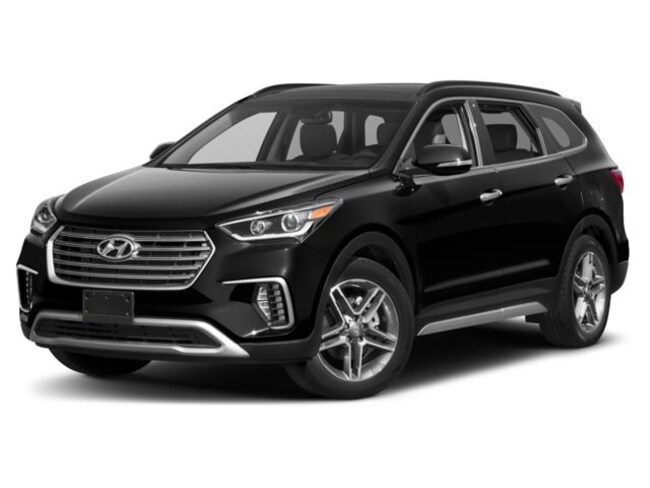 New 2018 Hyundai Santa Fe SE Ultimate SUV Lindon, UT