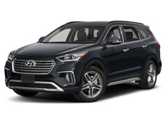 New 2018 Hyundai Santa Fe SE Ultimate SUV in Irvine