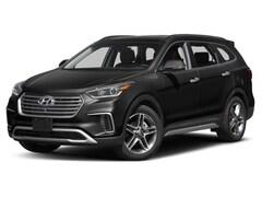 2018 Hyundai Santa Fe Limited Ultimate w/Navi Limited Ultimate 3.3L Auto