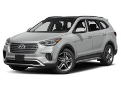 2018 Hyundai Santa Fe Limited Ultimate Wagon