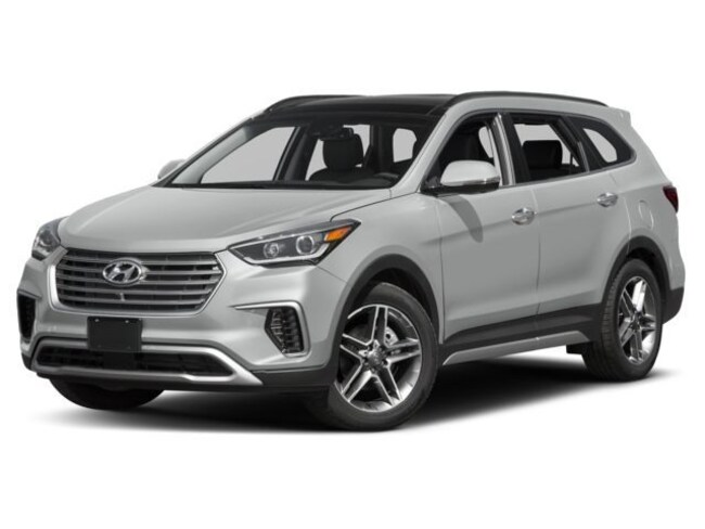 New 2018 Hyundai Santa Fe Limited Ultimate SUV in Stamford, CT