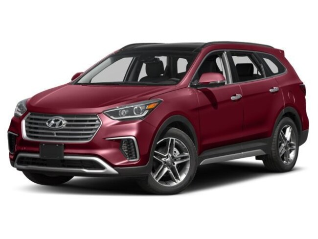 2018 Hyundai Santa Fe Limited Ultimate Limited Ultimate 3.3L Auto AWD