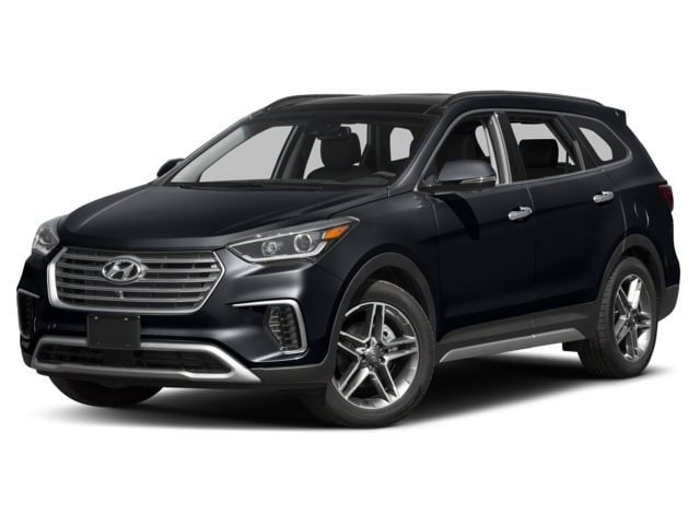 New 2018 Hyundai Santa Fe Limited Ultimate SUV Concord, North Carolina