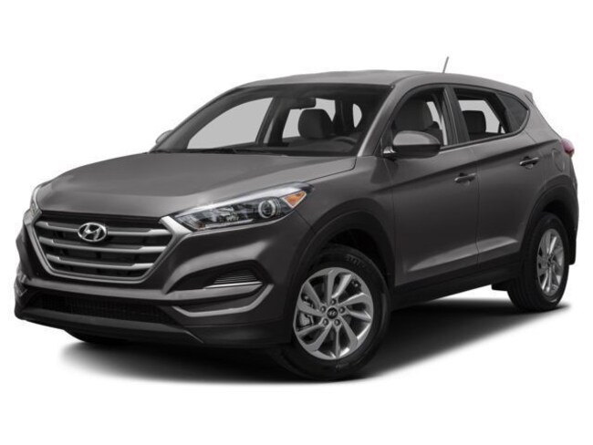 Used 2018 Hyundai Tucson SEL SUV for sale in Visalia