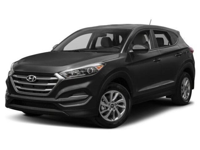 New 2018 Hyundai Tucson Value SUV in Honolulu