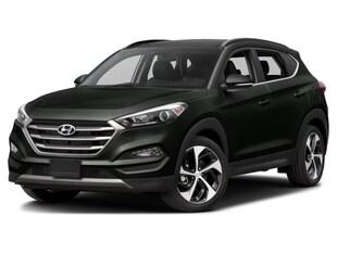 2018 Hyundai Tucson Limited Front-wheel Drive SUV