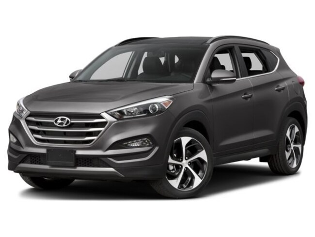 New 2018 Hyundai Tucson Limited SUV in Austin, TX
