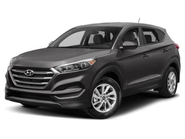 New 2018 Hyundai Tucson Sport SUV Princeville HI