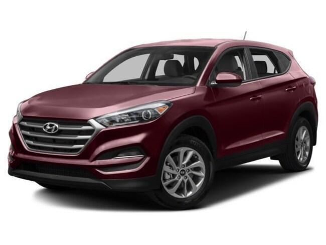 2018 Hyundai Tucson SE SE AWD