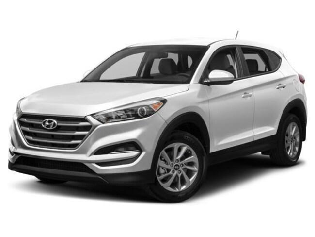 New Hyundai 2018 Hyundai Tucson SEL SUV for sale in Auburn, MA