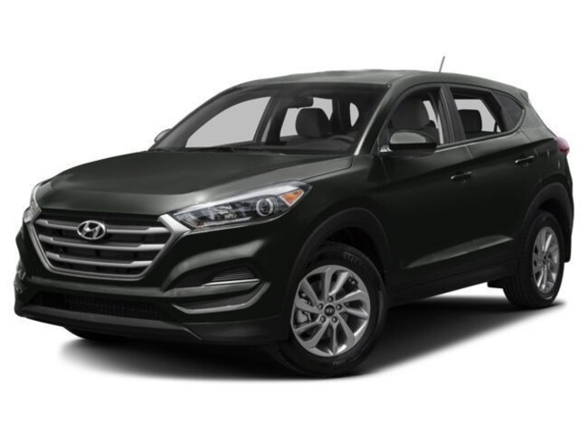 New 2018 Hyundai Tucson SEL Plus SUV North Aurora