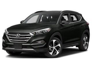 2018 Hyundai Tucson Limited Wagon