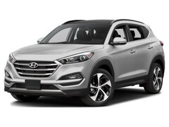 New 2018 Hyundai Tucson Limited SUV KM8J3CA25JU835417 for sale in St Paul, MN at Buerkle Hyundai