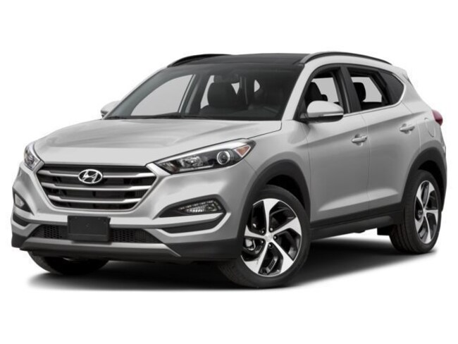 New 2018 Hyundai Tucson Limited SUV for sale near Stamford & New Haven CT