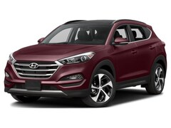 New 2018 Hyundai Tucson Limited SUV KM8J3CA23JU831124 for sale in St Paul, MN at Buerkle Hyundai