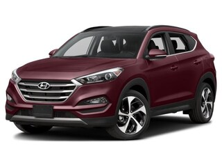 2018 Hyundai Tucson Limited Ultimate SUV