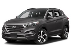 New 2018 Hyundai Tucson Limited SUV Concord, North Carolina