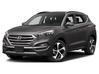 New 2018 Hyundai Tucson Limited SUV For Sale in Anchorage, AK