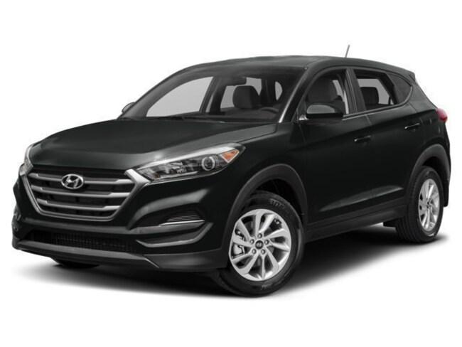 New 2018 Hyundai Tucson Sport SUV near Salt Lake City