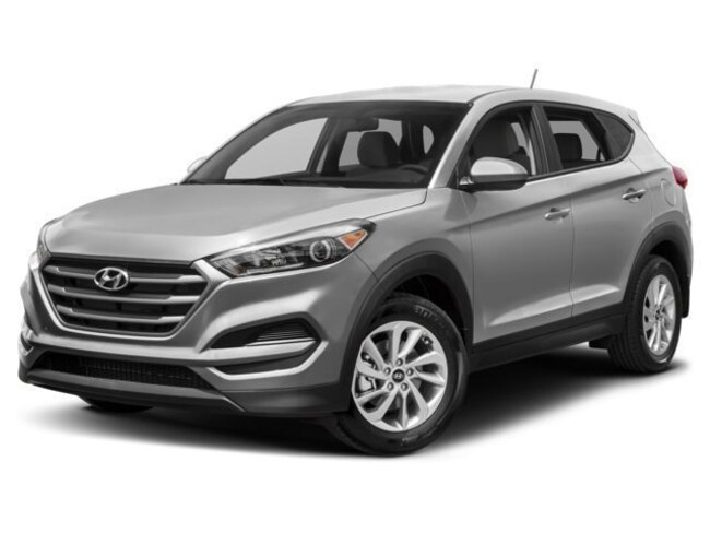 New 2018 Hyundai Tucson Sport SUV near Salt Lake City