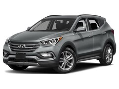 New 2018 Hyundai Santa Fe Sport 2.0L Turbo SUV in Irvine