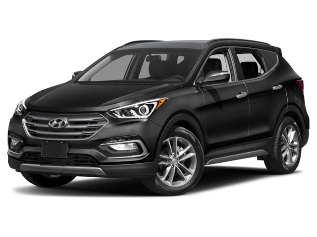 New 2018 Hyundai Santa Fe Sport 2.0L Turbo SUV Concord, North Carolina