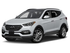 2018 Hyundai Santa Fe Sport 2.0T Ultimate w/Navi 2.0T Ultimate Auto
