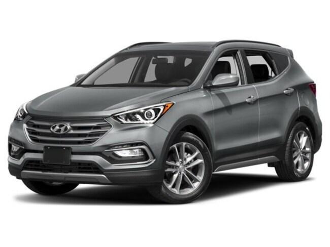 new 2018 Hyundai Santa Fe Sport 2.0L Turbo SUV Idaho Falls