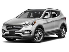 New 2018 Hyundai Santa Fe Sport 2.0L Turbo SUV Logan, UT