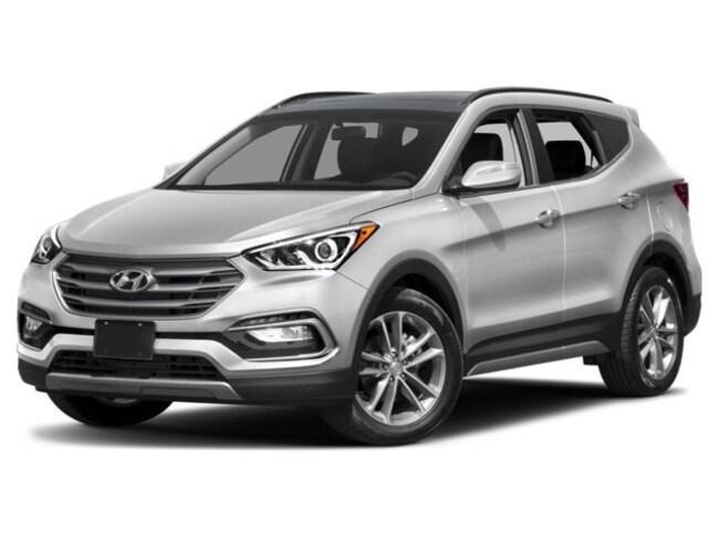New 2018 Hyundai Santa Fe Sport 2.0L Turbo SUV Danbury, CT