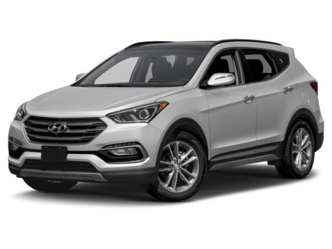 New 2018 Hyundai Santa Fe Sport 2.0L Turbo Ultimate SUV For Sale/Lease Wayne, NJ