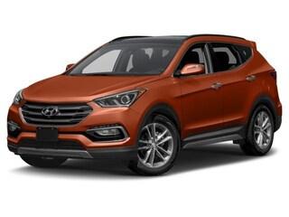 2018 Hyundai Santa Fe Sport 2.0L Turbo Ultimate 2.0T Ultimate Auto AWD