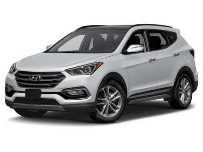 New 2018 Hyundai Santa Fe Sport 2.0L Turbo Ultimate SUV Concord, North Carolina
