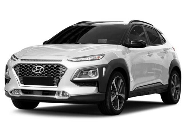 New 2018 Hyundai Kona SEL SUV Phoenix
