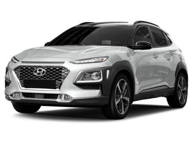 2018 Hyundai Kona SEL Crossover SUV