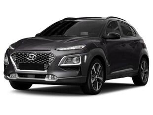 2018 Hyundai Kona Limited (DCT) Front-wheel Drive SUV