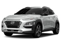 New 2018 Hyundai Kona Limited SUV in Irvine