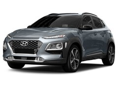 New 2018 Hyundai Kona Limited w/Lime Accent SUV in Irvine