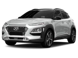 2018 Hyundai Kona SEL w/Contrasting Roof All-wheel Drive SUV