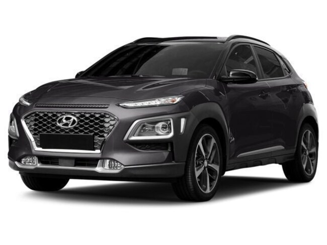 New 2018 Hyundai Kona Ultimate SUV near New Haven CT