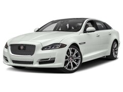New 2018 Jaguar XJ XJL Portfolio Sedan For Sale In Solon, Ohio