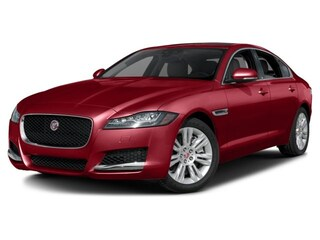 2018 Jaguar XF 20d Premium Sedan
