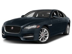 2018 Jaguar XF 20d R-Sport Sedan